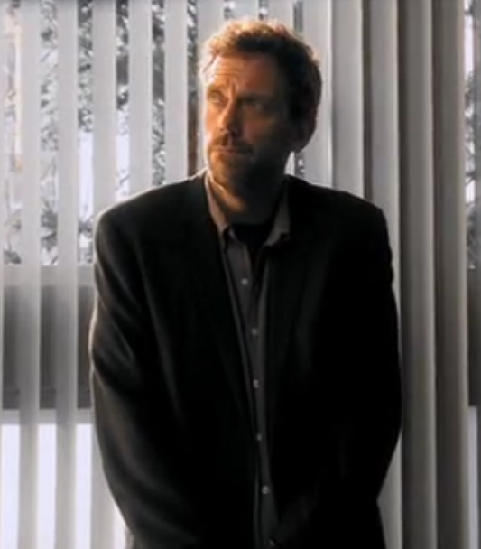 Gregory House from House MD